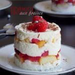 tiramisu fraises sans oeufs1