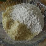 amande et farine