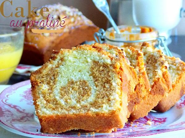 cake au pralin 1