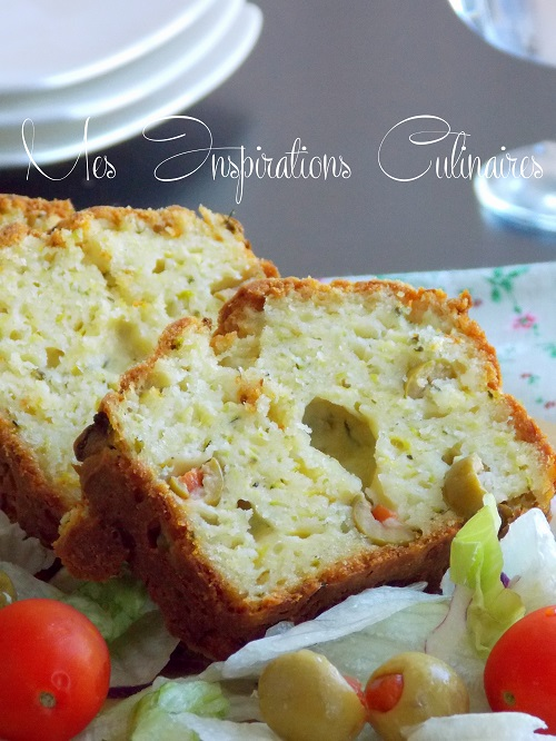 cake aux courgettes 1