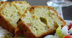 cake aux courgettes et parmesan1