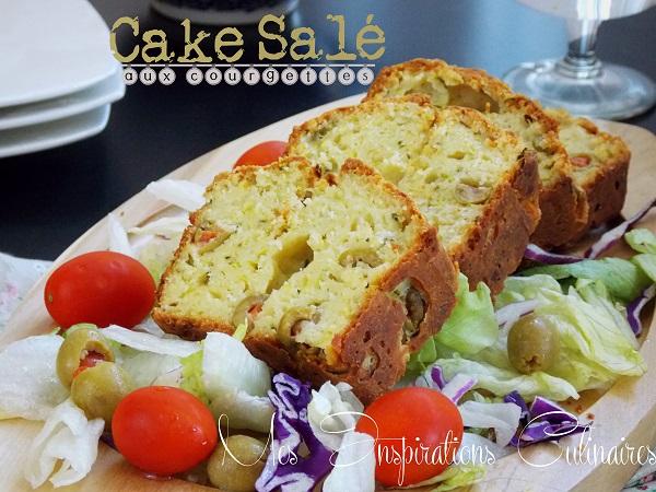 cake sale aux courgettes 1