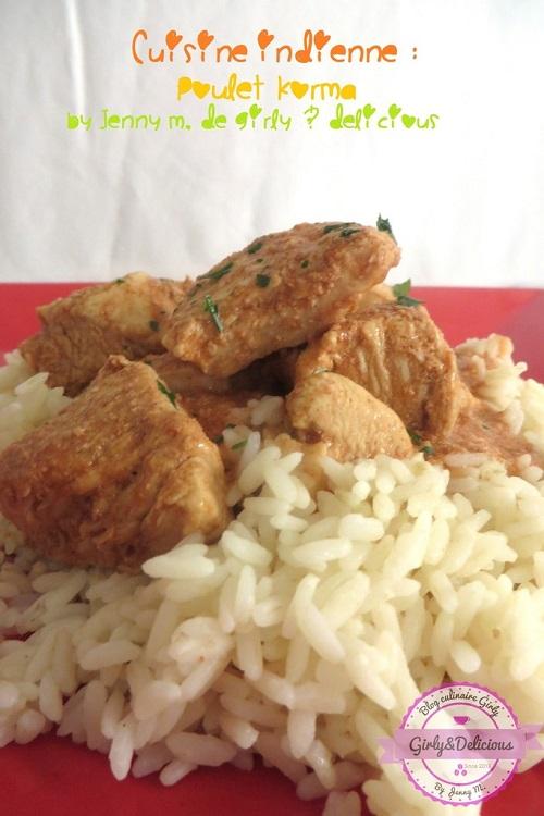 poulet korma1