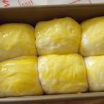 badigeonner de jaune d'oeuf