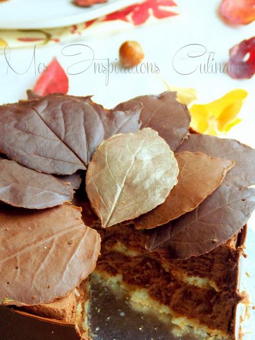recette gateau feuille d'automne 1