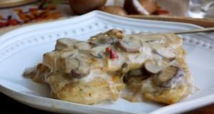 sauce forestiere aux champignons1