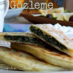 Gozleme crepes turques aux epinards 1