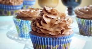 cupcake ganache au nutella 1