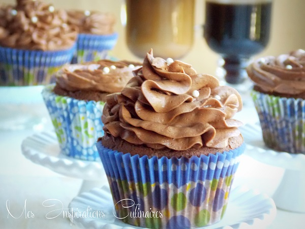 cupcakes au chocolat ultra moelleux