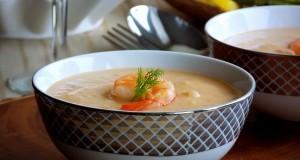 bisque de crevettes 1