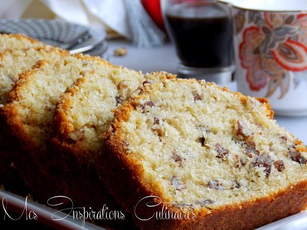 cake aux noix de pecan et cafe 1