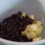 fondre le chocolat et le beurre