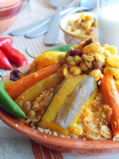 recette couscous tunisien 1