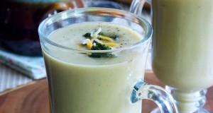 soupe brocoli cremeuse 1