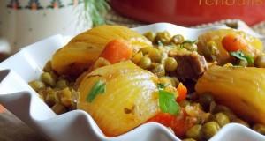 tajine aux fenouils 1