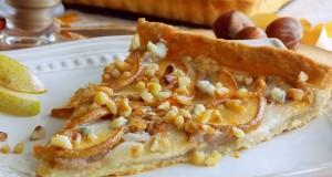 tarte aux poires noisettes 1