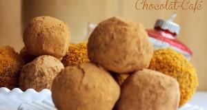 truffes au chocolat et au cafe 1