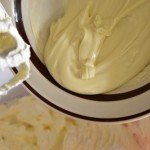 ajouter le chocolat blanc