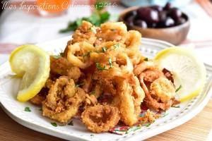 calamars frits recette facile 1