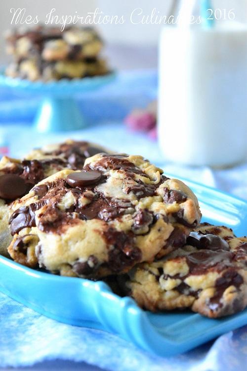 cookies parfaits aux pepites de chocolat 1