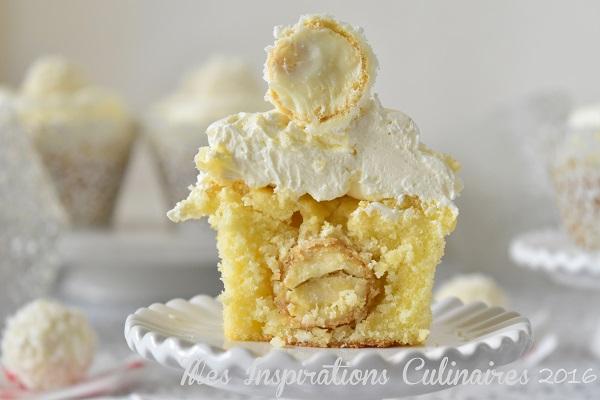 cupcake raffaello coco 1