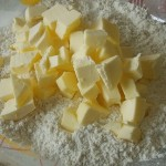 farine et beurre