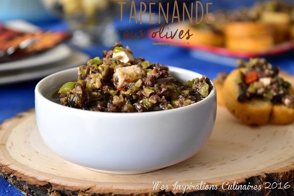 Recette tapenade maison aux olives et câpres