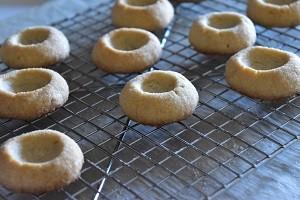 laisser refroidir les biscuits
