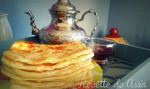 Msemen cr pes feuillet es le blog cuisine de samar - Recette avec robot de cuisine ...