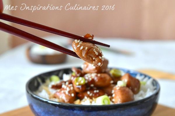 poulet teriyaki cuisine asiatique 1