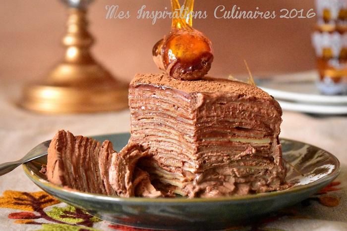 recette gateau de crepe au chocolat 1