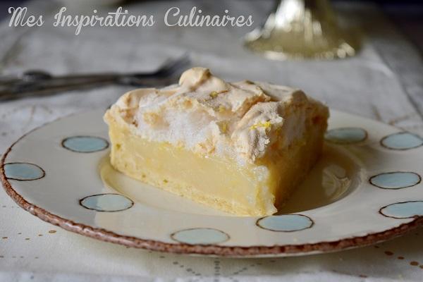 tarte au citron vegan 1