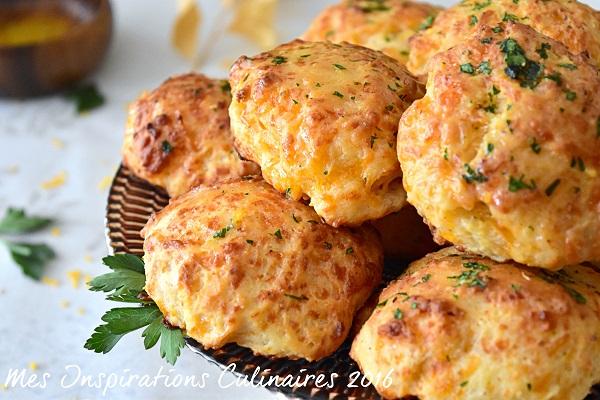 biscuits au cheddar et babeurre 1