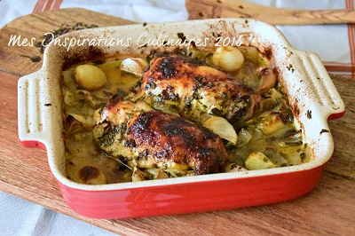 cuisses de poulet roties 1