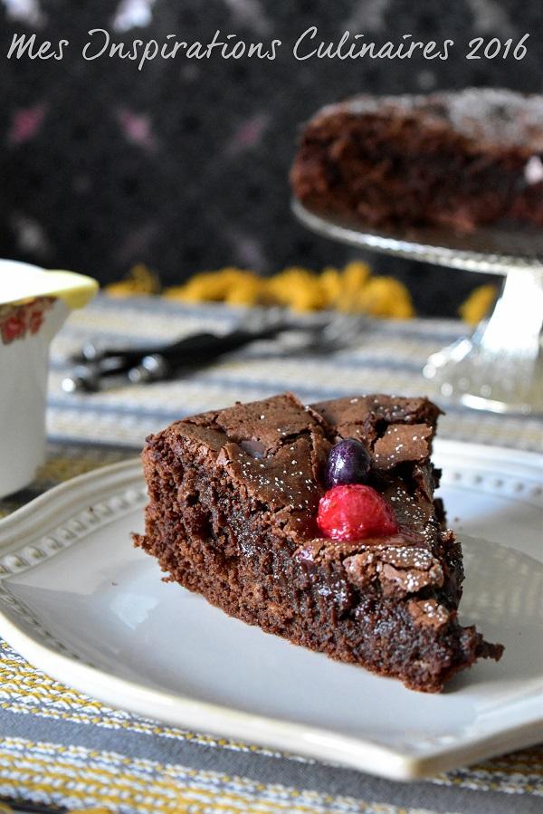 gateau au chocolat cyril lignac 1
