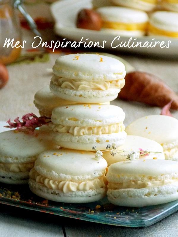 recette macaron à la meringue italienne