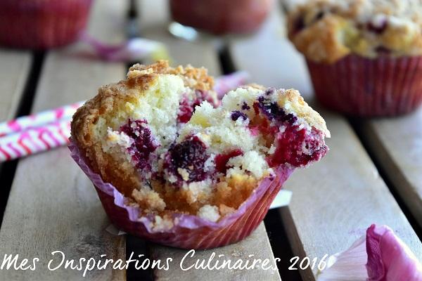 muffins aux myrtilles moelleux 1