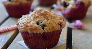 muffins myrtilles extra moelleux 1