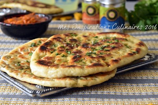 Recette naan pain indien le blog cuisine de samar for Viande cuisinee