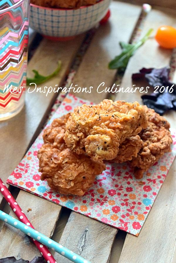 poulet KFC recette maison 1