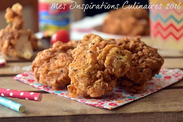 poulet facon KFC Halal 1