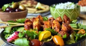 poulet tikka kebabs 1