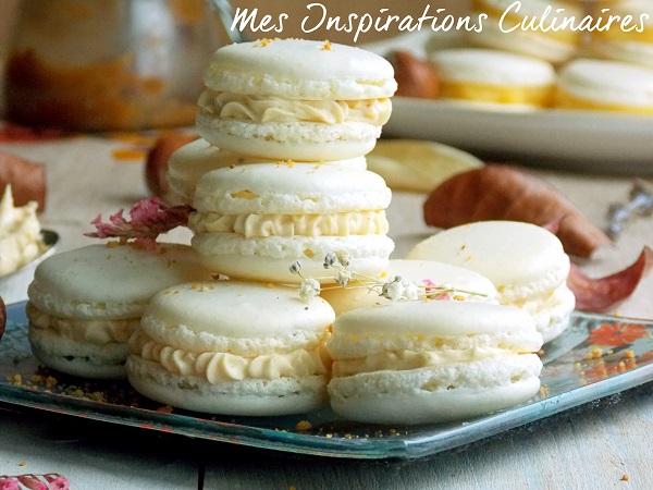 Recette macaron la meringue italienne le blog cuisine de samar - Blog de cuisine italienne ...