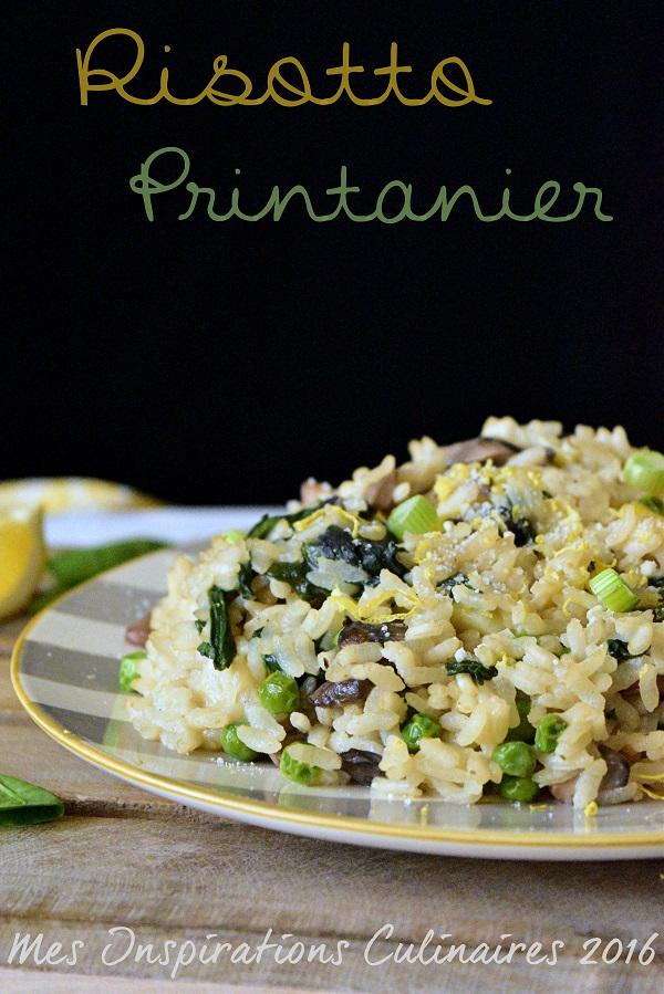risotto printanier aux legumes verts 1