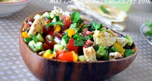 salade libanaise fettouch ou fettouche