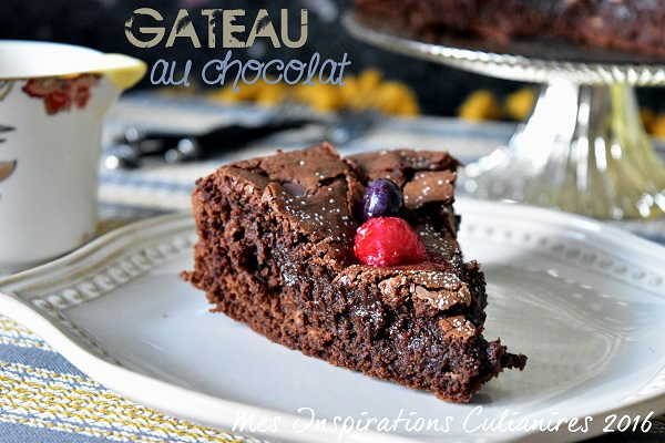 the gateau au chocolat de cyril lignac 1