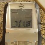thermometre a 118
