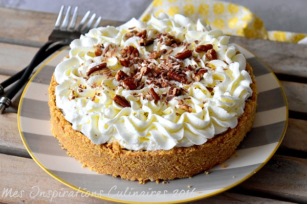 Banoffee pie, tarte banane et caramel