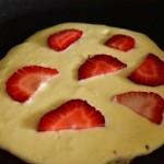 deposer les fraises