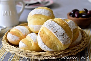 pain marocain a la semoule 1